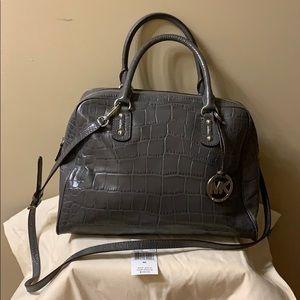 Michael Kors large  leather satchel